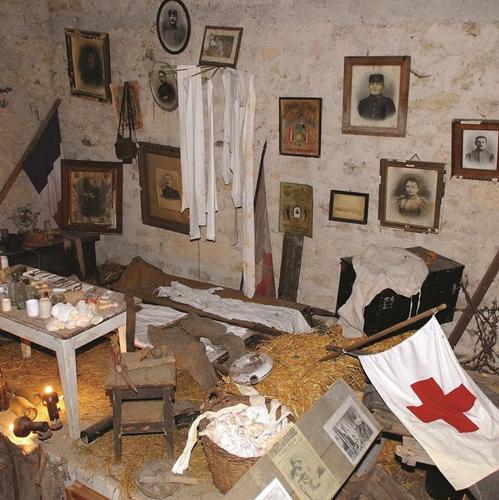 Romagne14'18 à Romagne sous Montfaucon