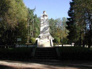 Le monument-ossuaire de la Haute Chevauchée Argonne Meuse