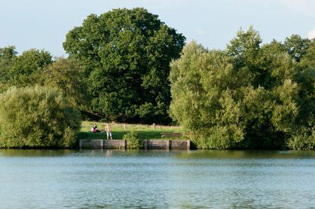 Une petite sortie à la pêche à l'étang des Bercettes à Neuvilly en Argonne Meuse