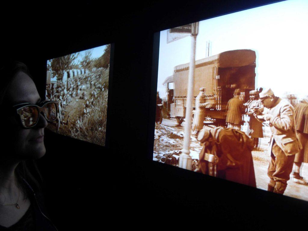 Une nouvelle exposition 3D au musée d'Argonne à Varennes en Argonne Meuse