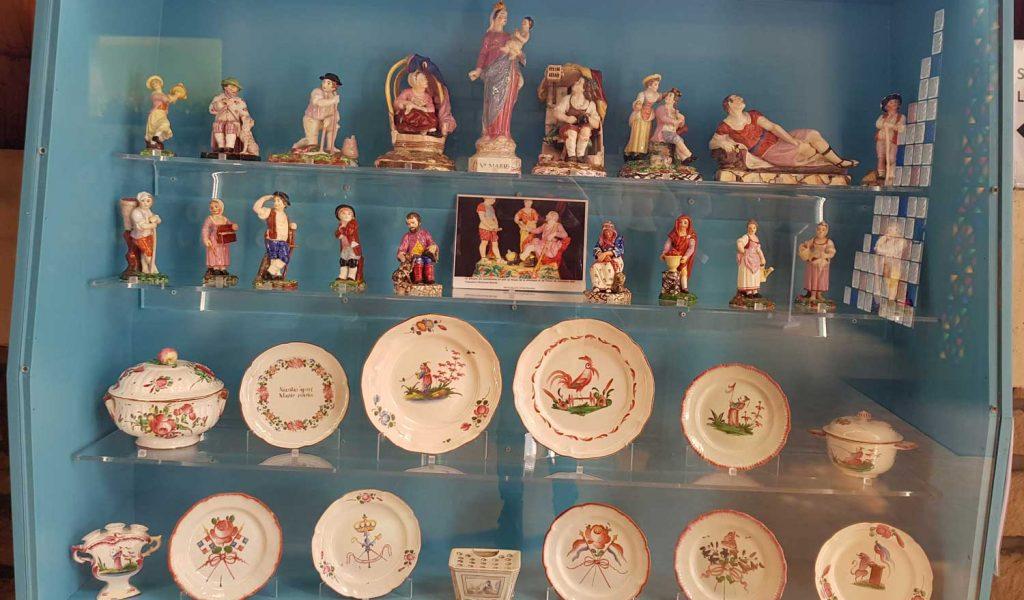 Musée des faïences d'Argonne